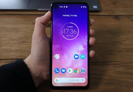 Motorola One Vision 12