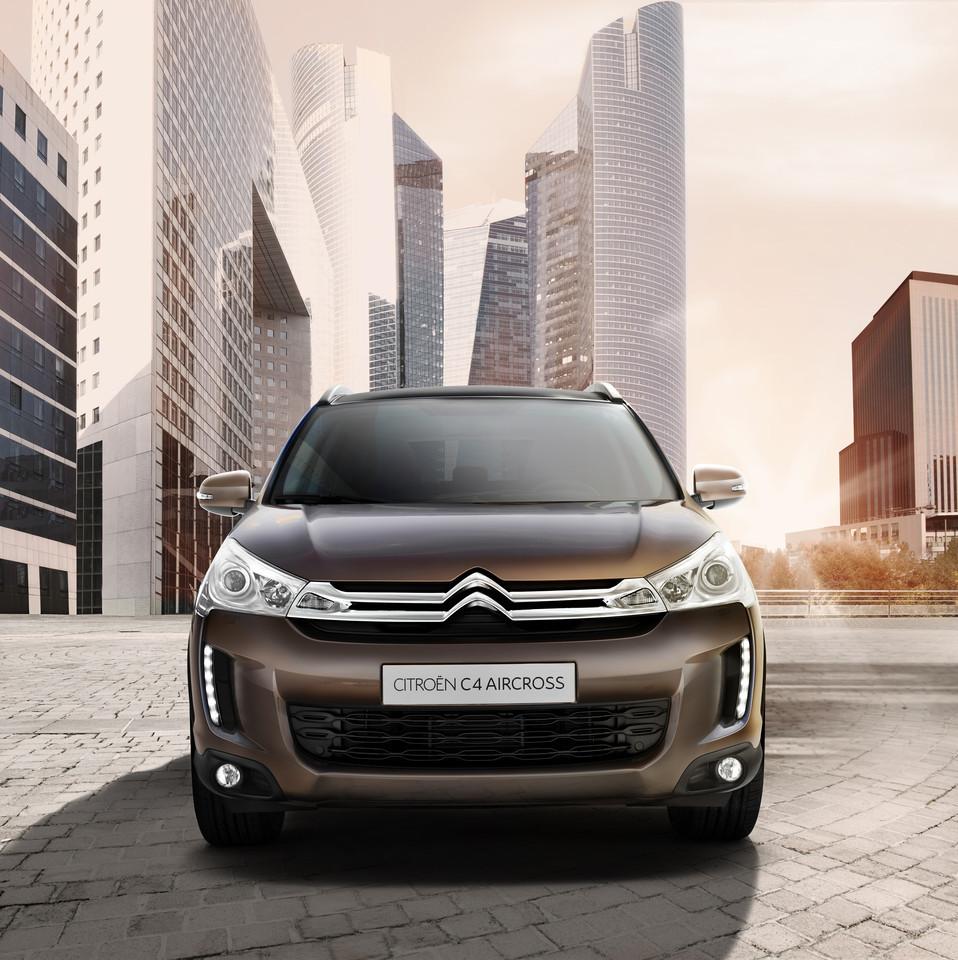 Foto de Citroën C4 Aircross (9/12)