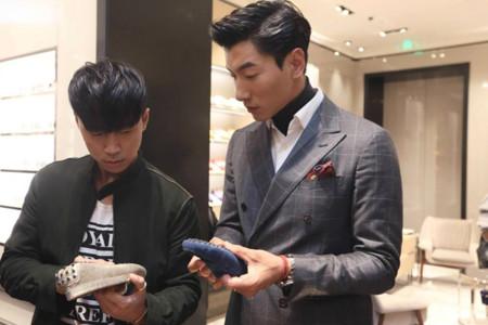 Han Huohuo And Zhang