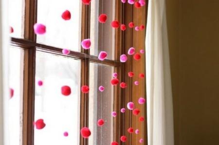 Hazlo tú mismo: decora tus ventanas para San Valentín