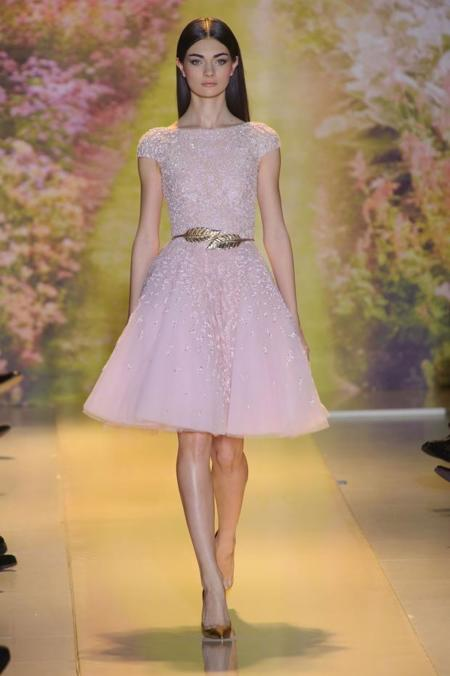 Antonina Vasylchenko Zuhair Murad Alta Costura Primavera-Verano 2014