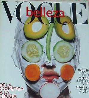 Premios de Belleza 2008 de la revista Vogue
