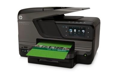 HP Officejet Pro 8600, características e instalación