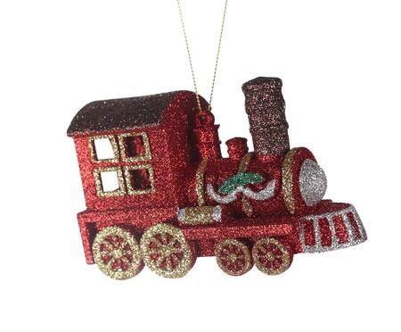 Adorno de Navidad tren