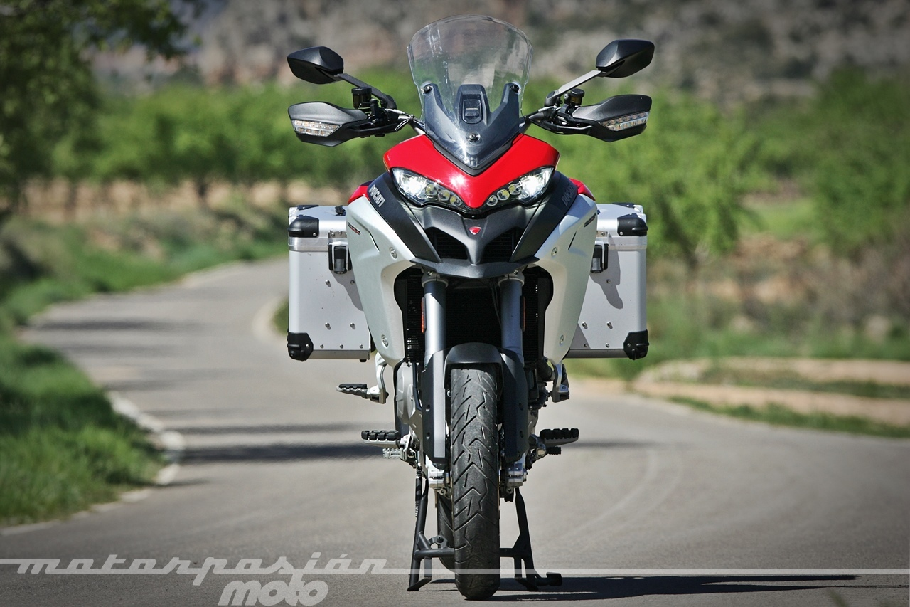 Foto de Ducati Multistrada 1200 Enduro (29/36)