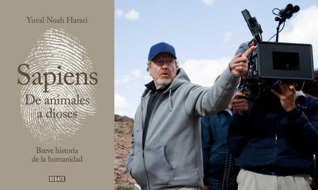 El best seller 'Sapiens: De animales a dioses' saltará al cine de la mano de Ridley Scott y Asif Kapadia