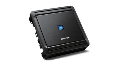 Amplificador Clase D Alpine MRV-F300