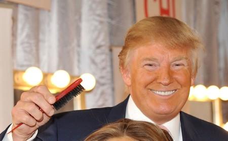 Donald Pelo Bronceado