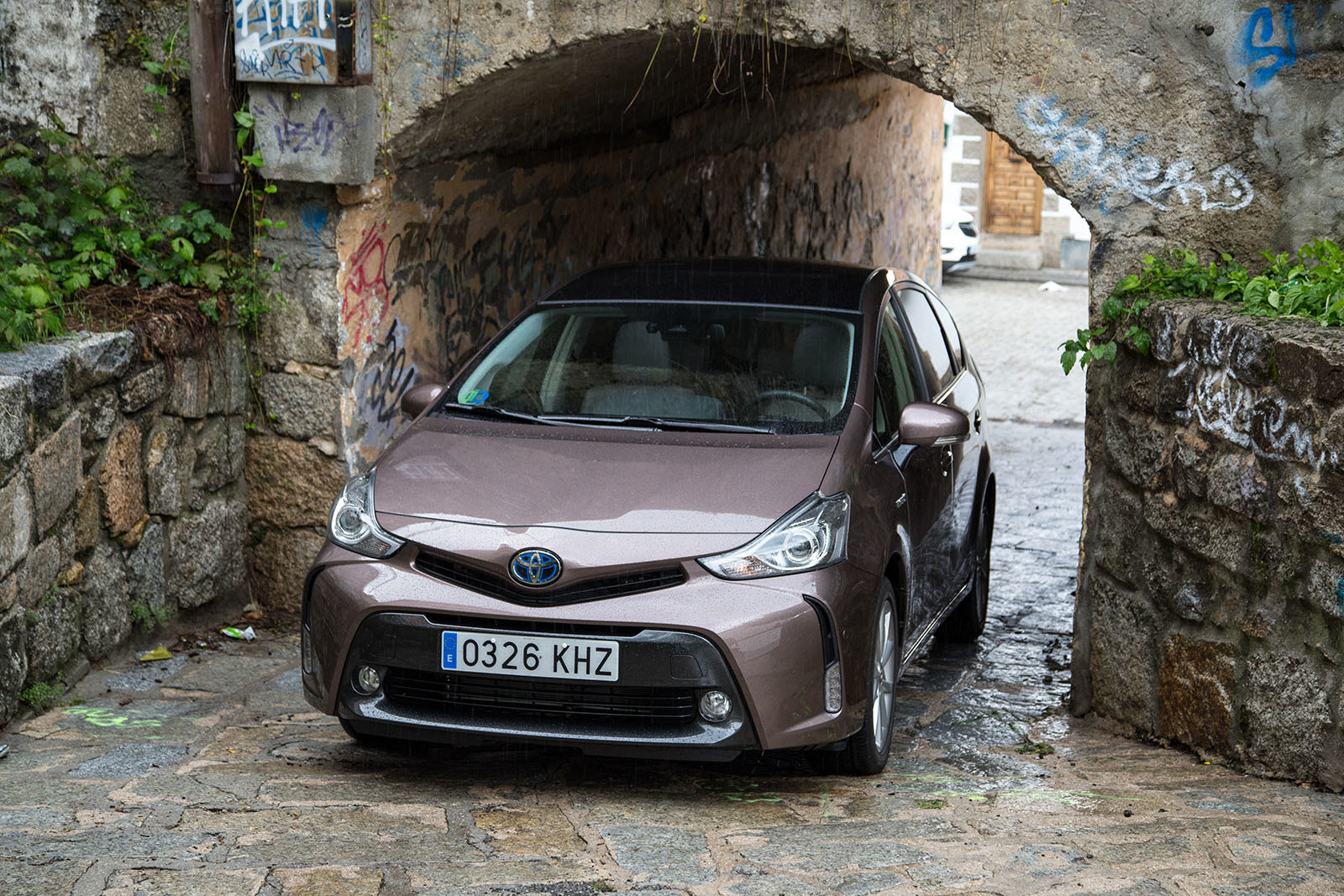 Foto de Toyota Prius+ Advance - Fotos exteriores (1/14)