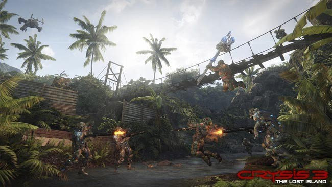 Crysis 3 Lost Island