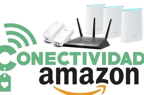 Ofertas del día en conectividad en Amazon: para que tu WiFi no te deje tirado este nuevo curso