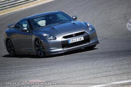 Nissan GT-R, prueba (parte 1)