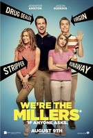 'We're the millers', tráiler y cartel