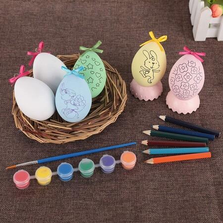 Yigou Huevos Pascua