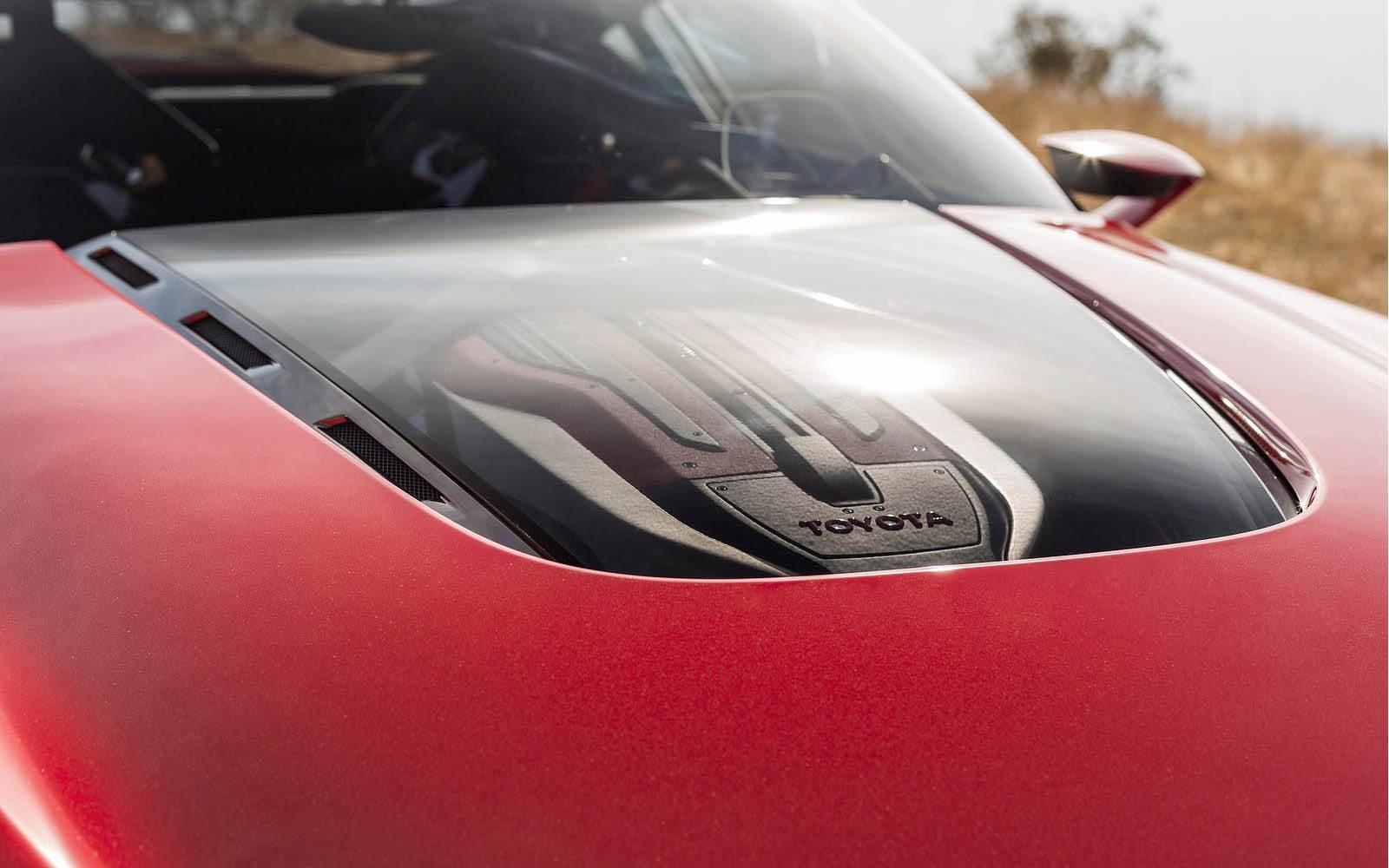 Foto de Toyota FT-1 Concept (28/31)