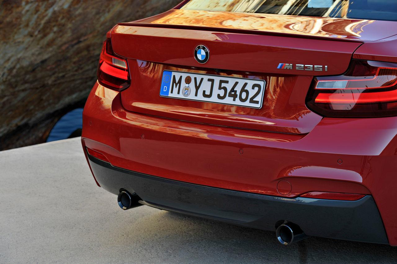 Foto de BMW Serie 2 Coupé (19/55)