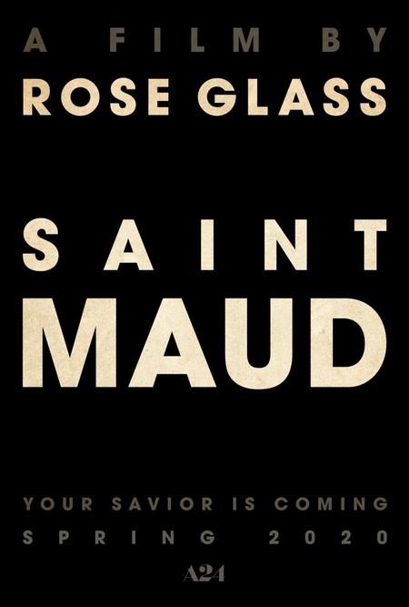 Saint Maud Teaser Poster