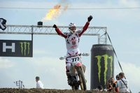 "Evgeny Bobryshev hace historia en el Mundial de Motocross MX1. Ken Roczen gana ""in extremis"" en MX2"