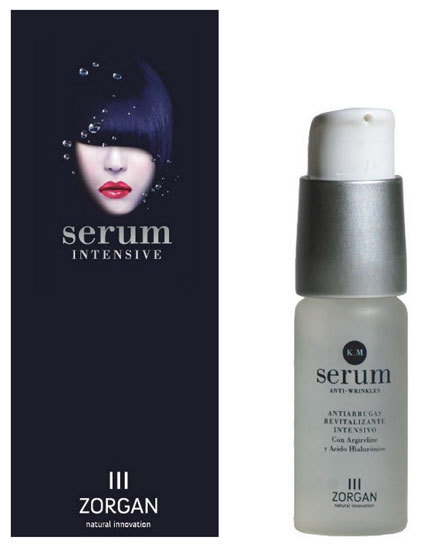 Probamos el Serum Antiarrugas Revitalizante Zorgan, cosmética anti-edad primeras arrugas