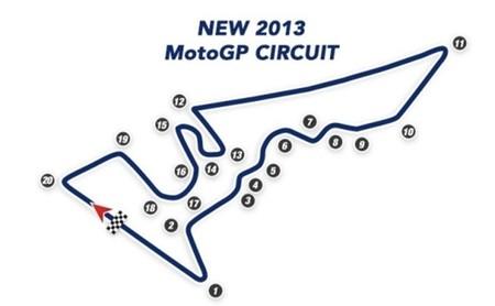MotoGP Américas 2013: estrenamos circuito y los ricos tienen ventaja