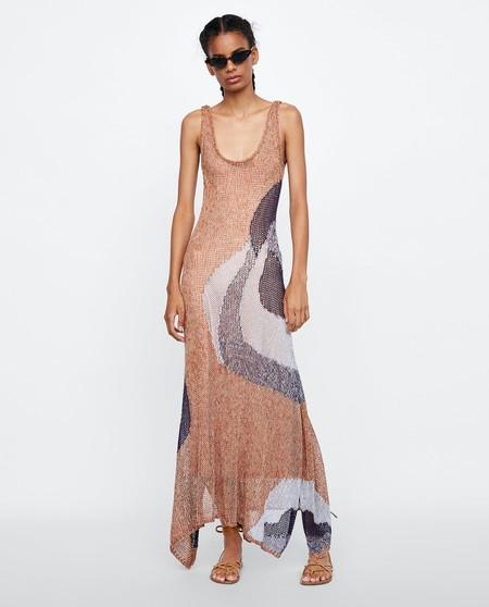 Los Vestidos Favoritos De Zara Para Este Verano 2017