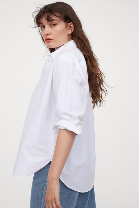 Camisa De Algodon