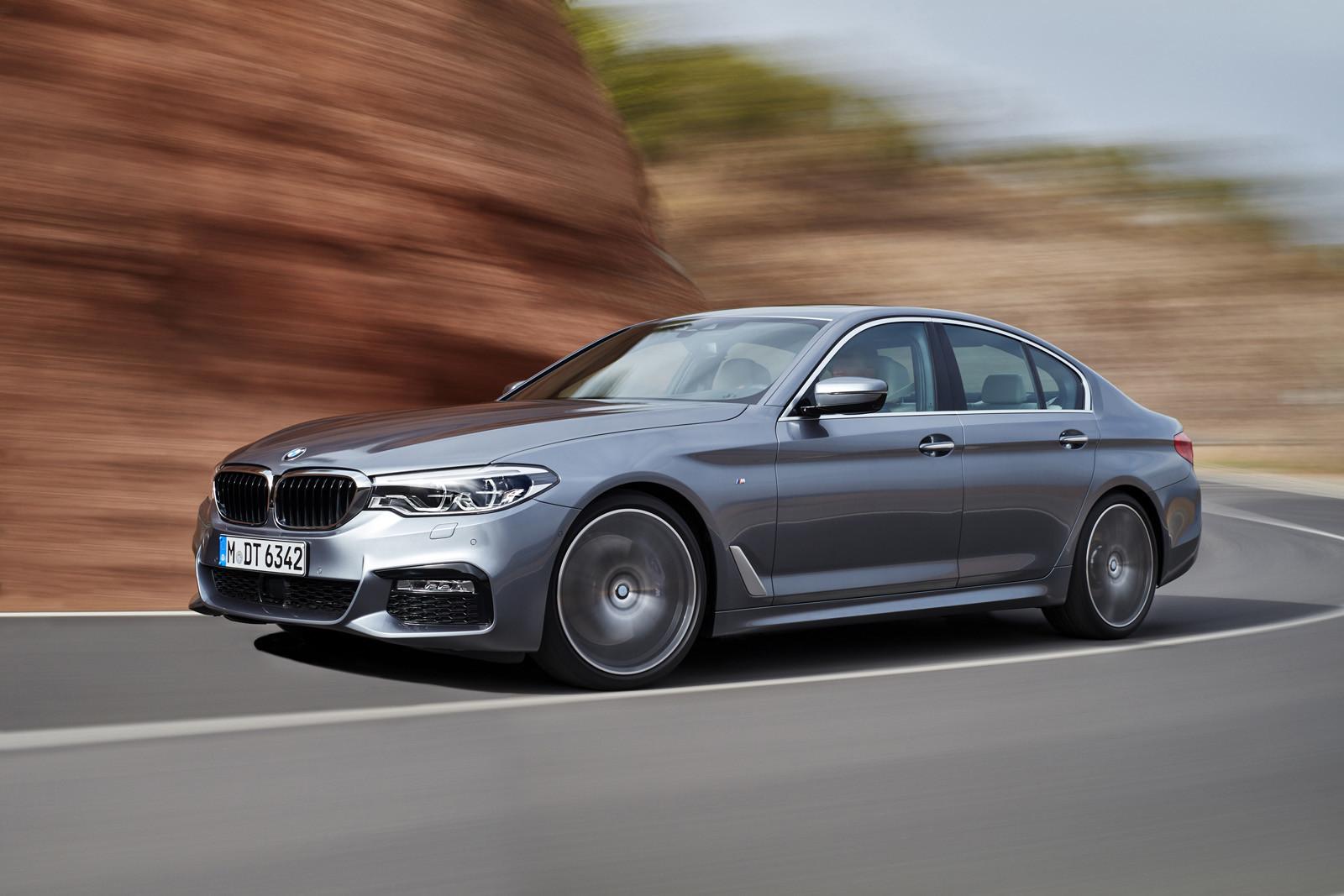 Foto de BMW Serie 5 2017 (7/10)