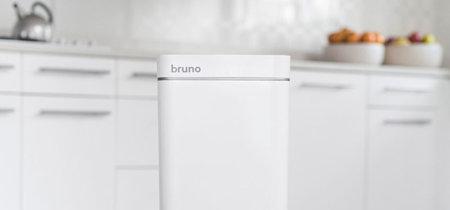 Bruno, el cubo de basura inteligente que no querrás esconder bajo el fregadero