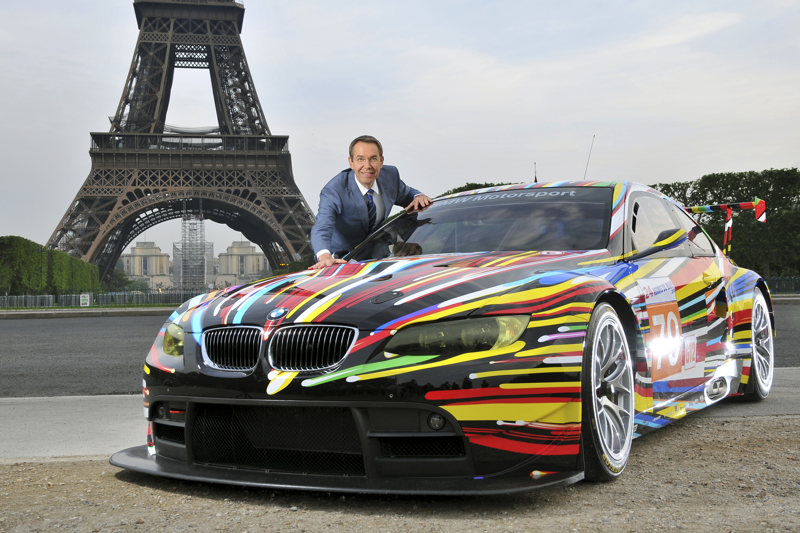 Foto de BMW GT2 Art Car (5/10)