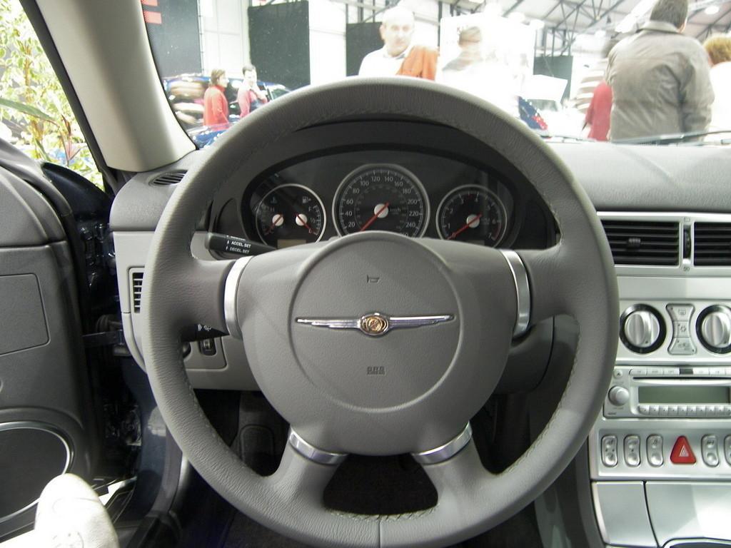 Foto de Chrysler Crossfire en el Salón de Vigo (14/14)