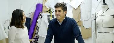 En vídeo: conocemos al diseñador Jorge Vázquez y hacemos un repaso a 28 años de moda