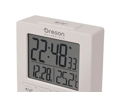 Por 9,90 euros tenemos el reloj despertador digital Oregon Scientific RM511 en Amazon