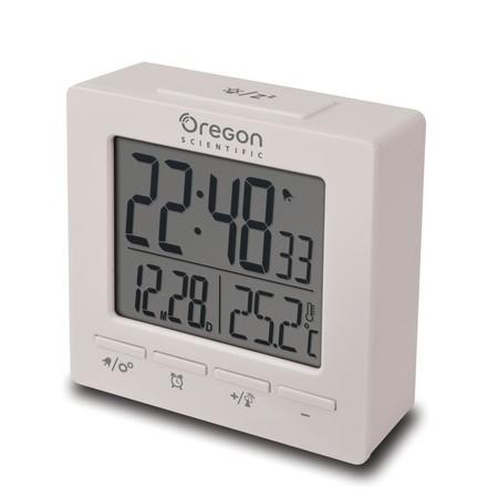 Por 9,90 euros tenemos el reloj despertador digital Oregon Scientific RM511 en Amazon