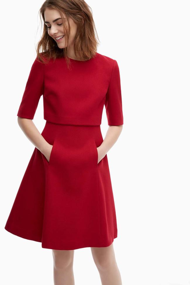 11 vestidos que no te trajo pap noel pero s las rebajas for Adolfo dominguez vestidos outlet