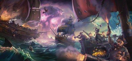 Guía de lanzamientos en Xbox: marzo de 2018. Sea of Thieves, Pit People, Q.U.B.E. 2 y más
