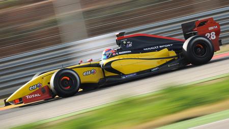 Kevin Magnussen competirá con DAMS en la Fórmula Renault 3.5 en 2013