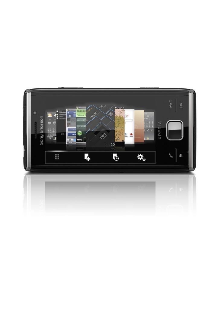 Sony Ericsson presenta el Xperia X2