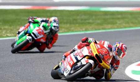 Di Giannantonio Bezzecchi Italia Motogp 2021