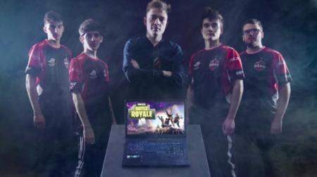 Estos son los jugadores elegidos para representar a Asus Rog Army en su equipo de Fortnite