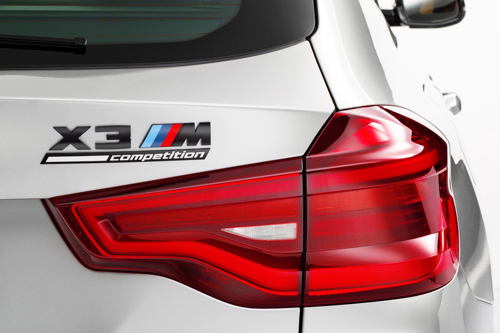 Foto de BMW X3 M 2020 (Presentación) (16/80)