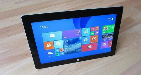 Pantalla Táctil Windows 8