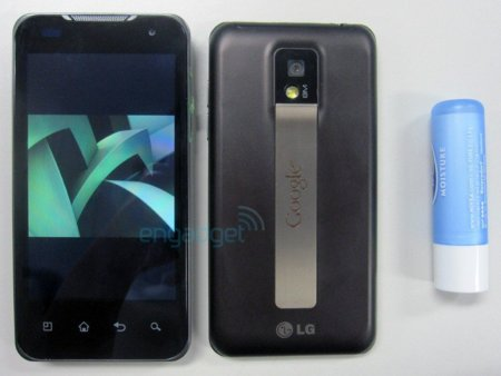 LG Star, el primer Smartphone con Nvidia Tegra 2 da la cara