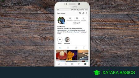 Cómo añadir enlaces a cuentas y hashtags en tu bio de Instagram