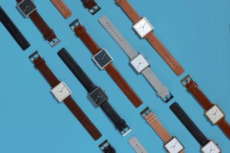 Great George Reloj Minimalista Trendencias Hombre