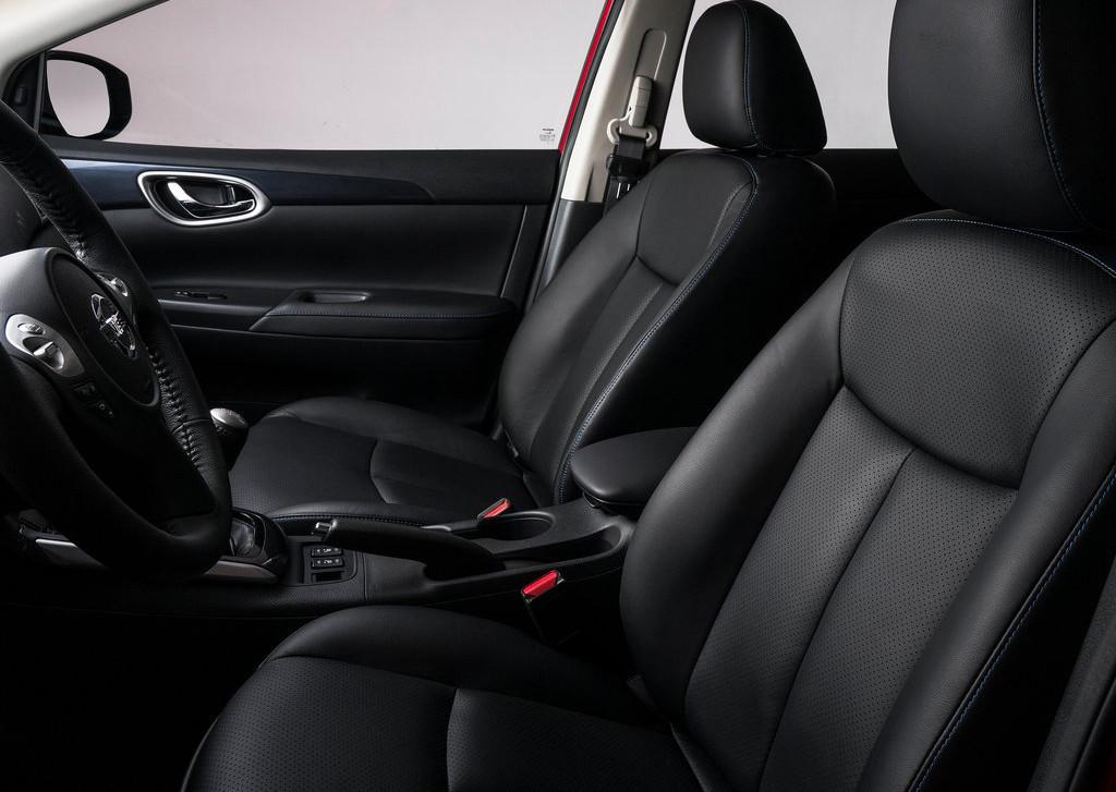 Foto de Nissan Sentra SR Turbo (10/11)
