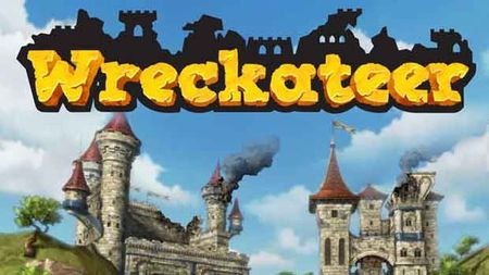 Explosivo vídeo de 'Wreckateer', el 'Angry Birds' en 3D para Kinect. La apuesta veraniega de Xbox Live Arcade [E3 2012]