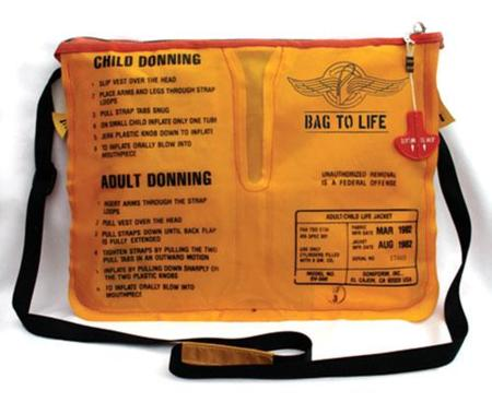 Bag to life, bolso salvavidas