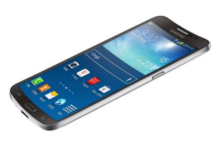 ¿Un smartphone con pantalla curva? Vaya, pues los de Samsung lo han conseguido