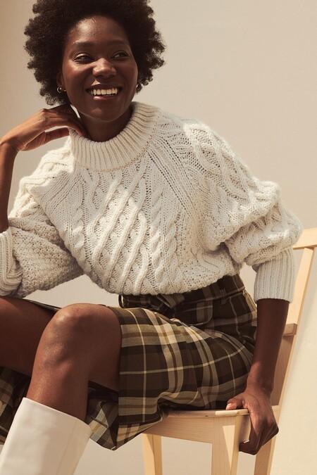 Once jerséis y chalecos de punto de H&M que demuestran que la originalidad puede ser sencilla