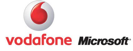 Alianza Vodafone-Microsoft para Windows Mobile